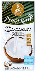 Mleko kokosowe 82% 1L x 12 Prao Hom