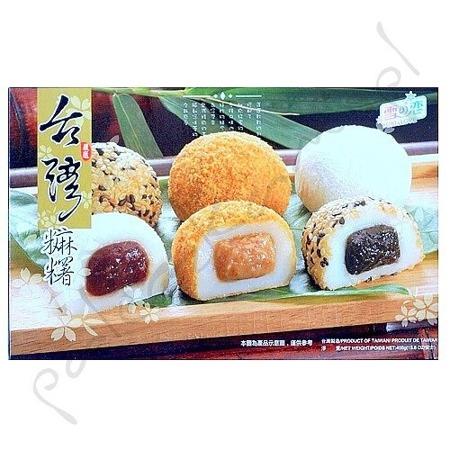 Ciasteczka Mochi mieszane, różne smaki 450g Yuki&Love