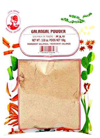 Galangal mielony 100g Cock Brand