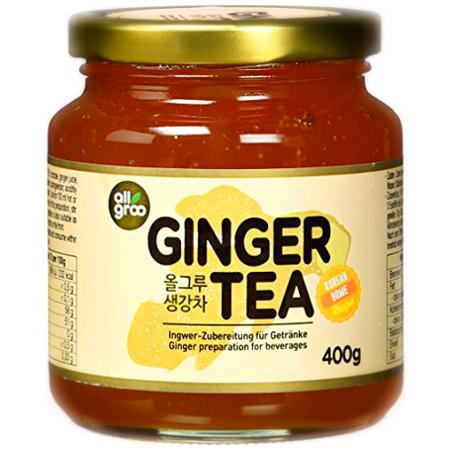 Herbata imbirowa 400g