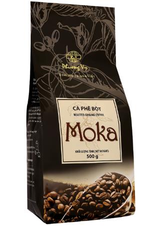 Kawa mielona Moka 500g - Phuong Vy
