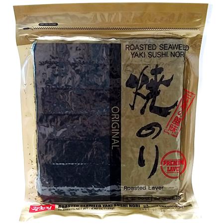 Koreańskie Glony, Algi Gold 50szt - EAT