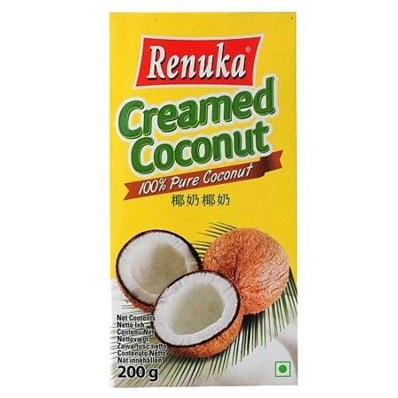 Krem kokosowy w bloku 200g