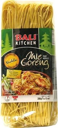 Makaron Mie Goreng z kurkumą 200g Bali Kitchen