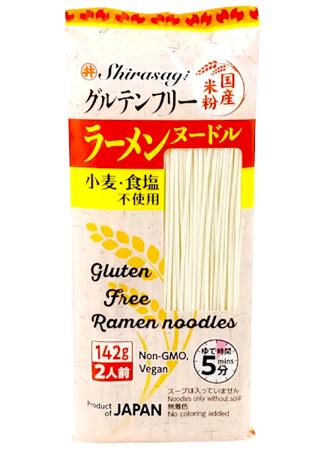 Makaron ramen Shirasagi gluten free 142g Toa Food