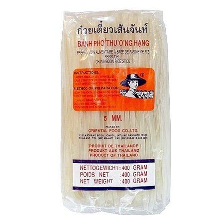 Makaron ryżowy 5mm 400g