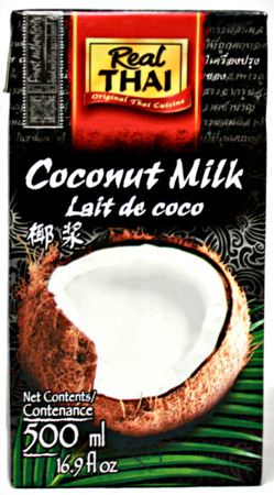 Mleko kokosowe 85% Real Thai 500ml