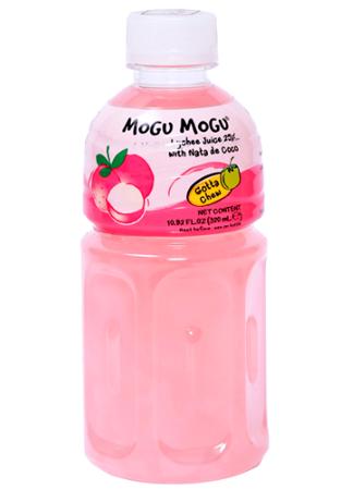 Mogu Mogu Liczi z galaretką kokosową 320ml