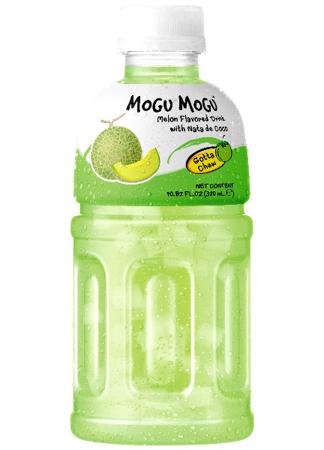 Mogu Mogu Melon z galaretką kokosową 320ml