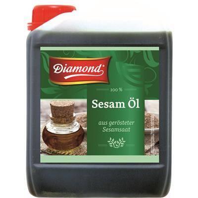 Olej sezamowy 2,5L Diamond