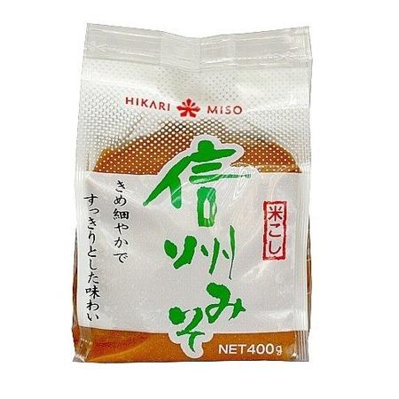 Pasta Miso jasna 400g Hikari