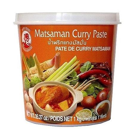 Pasta curry Matsaman 1kg Cock Brand