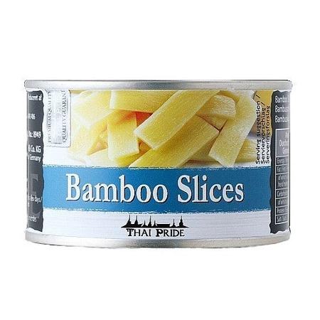 Pędy bambusa plastry 227g