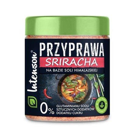 Przyprawa Sriracha z solą himalajską 175g - Intenson