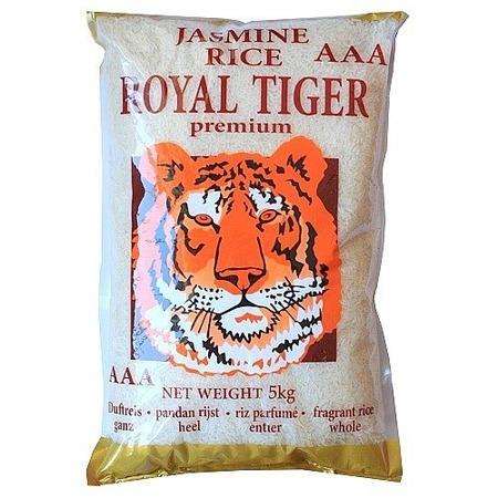 Ryż jaśminowy 5kg Royal Tiger
