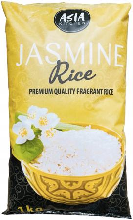 Ryż jaśminowy Premium 1kg Asia Kitchen