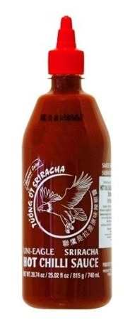 Sos chili Sriracha, bardzo ostry (chili 56%) 740ml