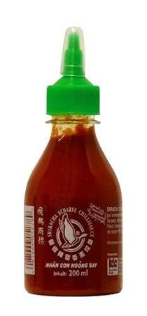 Sos chilli 61% Sriracha 200ml