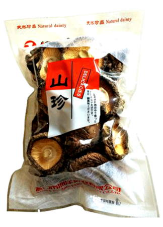 Suszone grzyby Shiitake (Poku) 85g