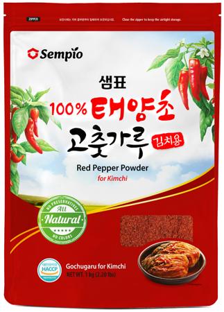Taeyangcho Gochugaru - koreańska papryka chili 1kg SEMPIO