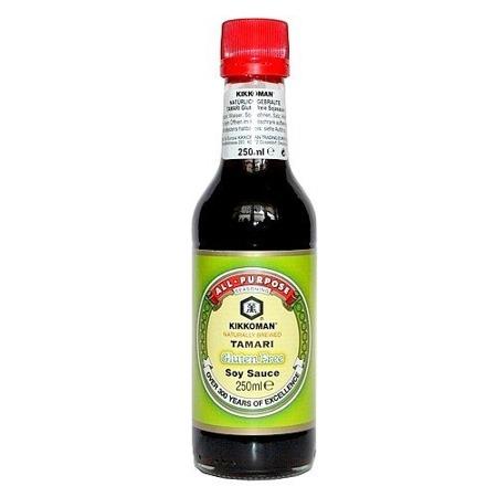 Tamari - sos sojowy 250ml Kikkoman bezglutenowy