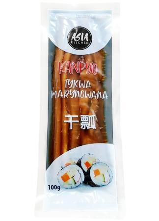 Tykwa marynowana Kanpyo 100g Asia Kitchen