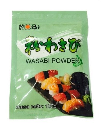 Wasabi w proszku 100g - Asia Kitchen