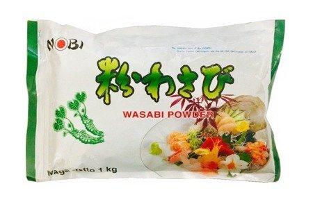 Wasabi w proszku 1Kg Nobi