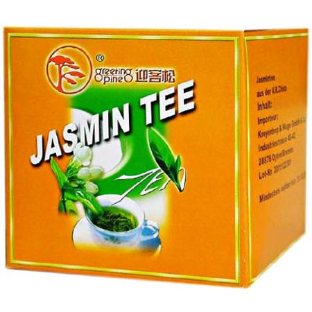 Zielona herbata jaśminowa 250g