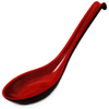 Łyżka renge do zup i ramenu, duża - melamina 16,3 cm