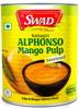Puree z mango Alphonso 450g SWAD