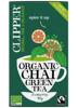 Zielona herbata Chai organiczna Clipper, 20 saszetek
